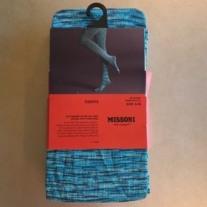 806ef9e3e05 Missoni for Target Tights 1 Pair